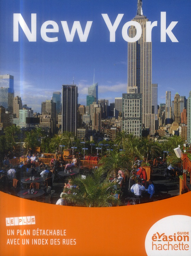 GUIDE EVASION EN VILLE NEW YORK