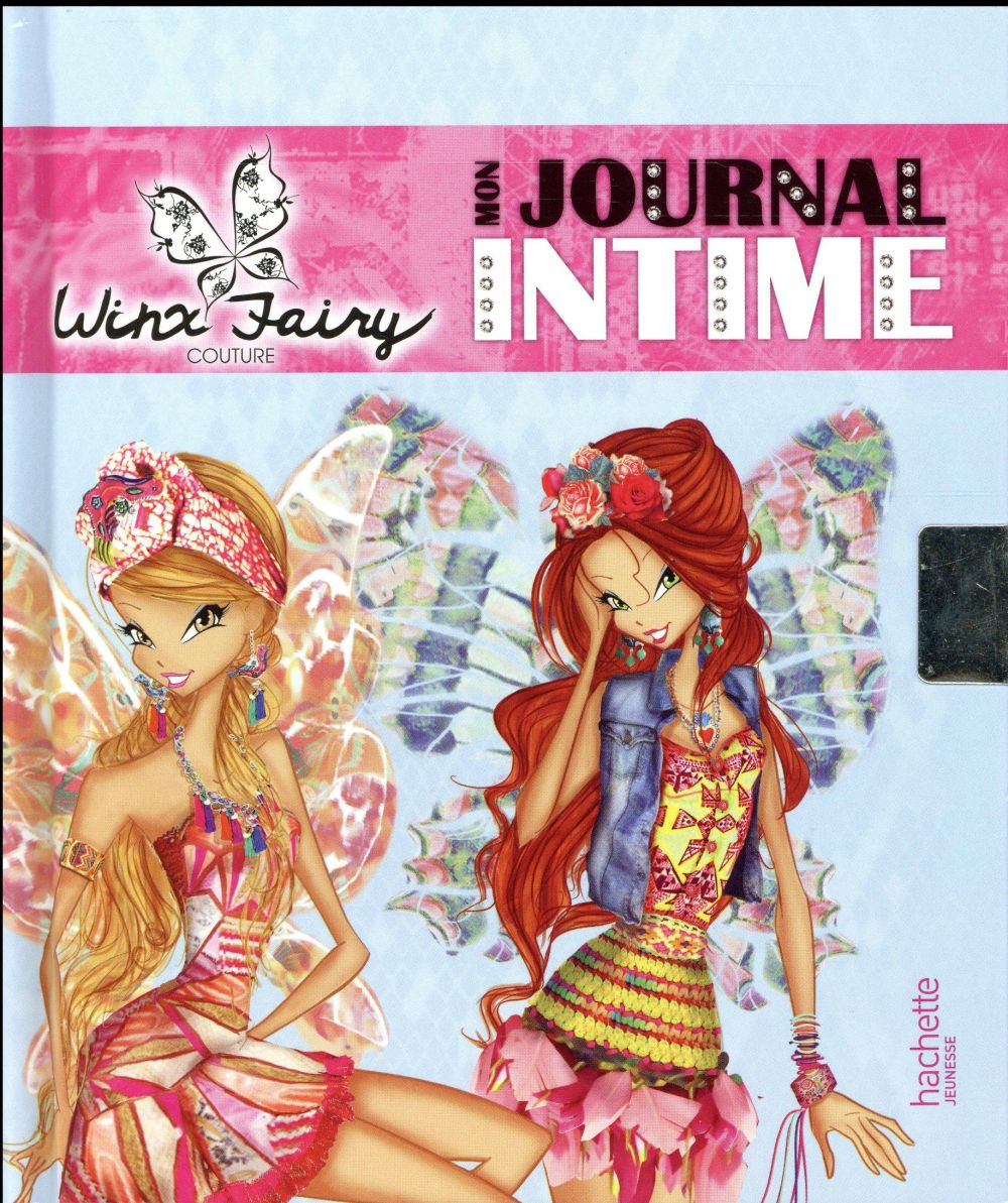 WINX FAIRY COUTURE - JOURNAL INTIME