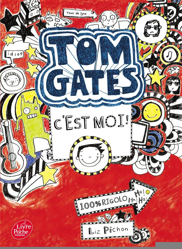 TOM GATES - TOME 1