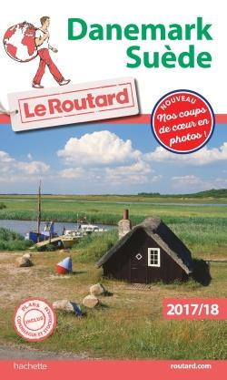 GUIDE DU ROUTARD DANEMARK, SUEDE 2017/18