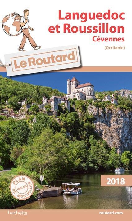 GUIDE DU ROUTARD LANGUEDOC ROUSSILLON (CEVENNES) 2018
