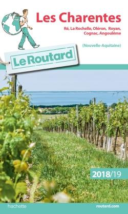 GUIDE DU ROUTARD CHARENTES 2018/19