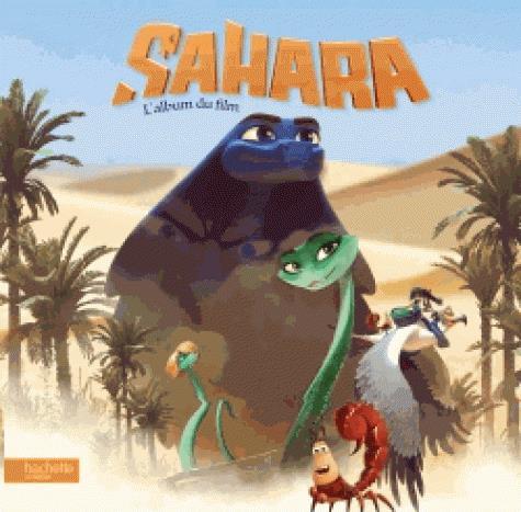 SAHARA - ALBUM DU FILM