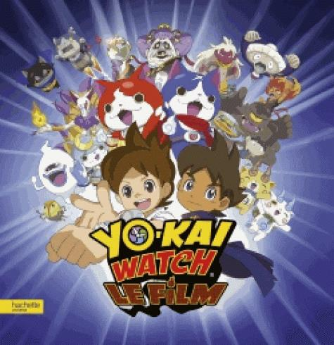YO KAI WATCH - ALBUM DU FILM