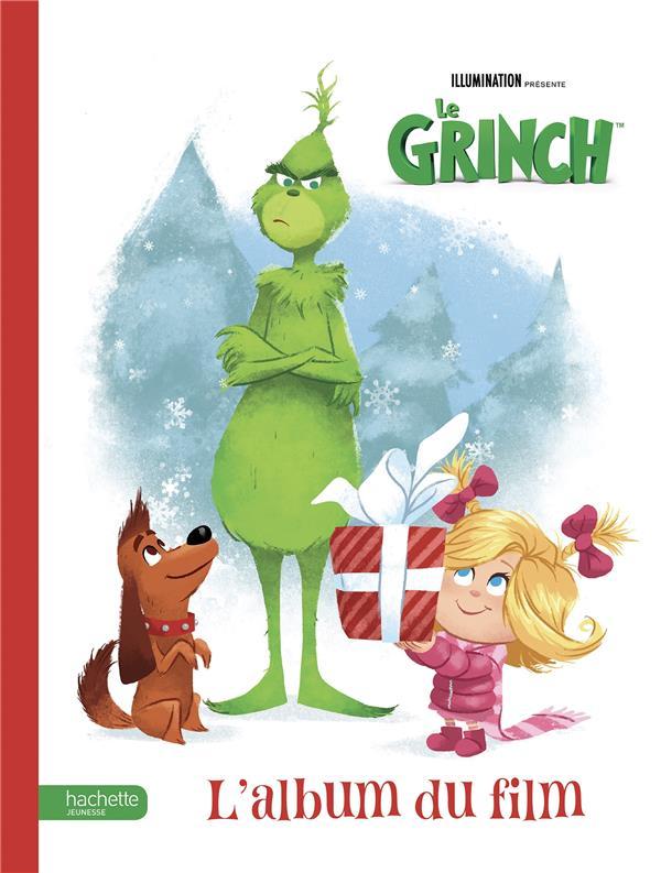GRINCH - L'ALBUM DU FILM