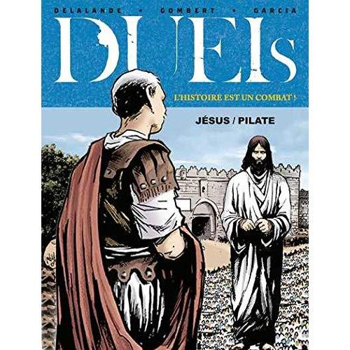FACE-A-FACE TOME 2 - JESUS / PILATE