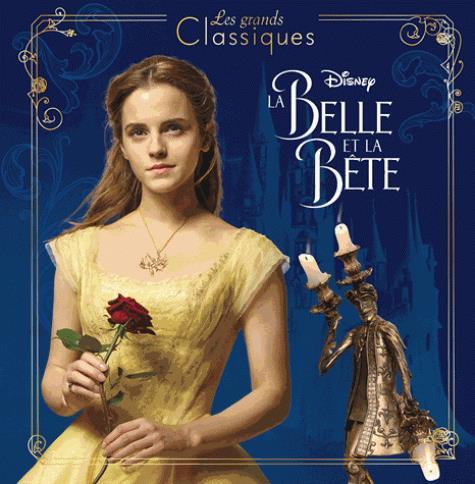 LA BELLE & LA BETE - LE FILM - LES GRANDS CLASSIQUES DISNEY