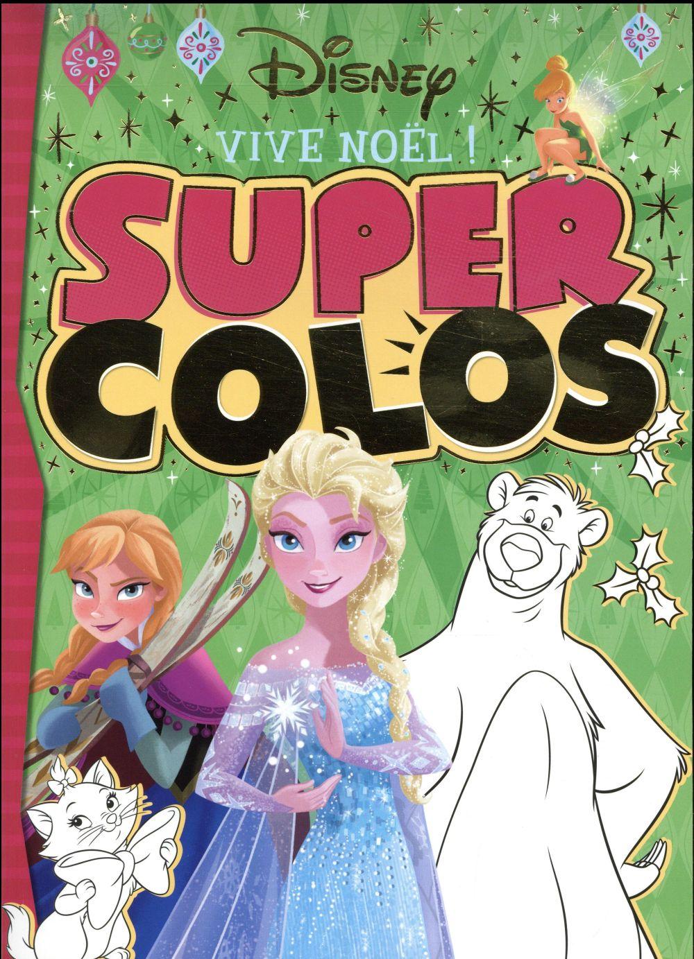 DISNEY - SUPER COLO - SPECIAL NOEL