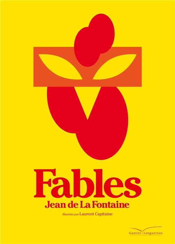 FABLES JEAN DE LA FONTAINE
