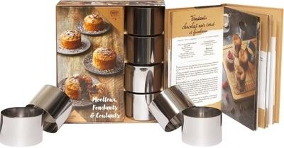 COFFRET MOELLEUX ET FONDANTS NESTLE - NED