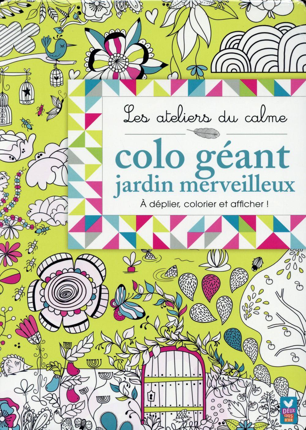 COLO GEANT - JARDIN MERVEILLEUX