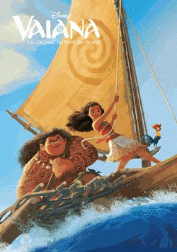 VAIANA, DISNEY LECTURE