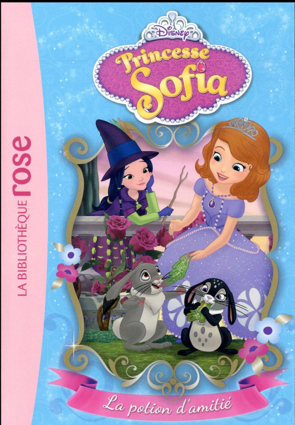 T3 - PRINCESSE SOFIA 03 - LA POTION D'AMITIE