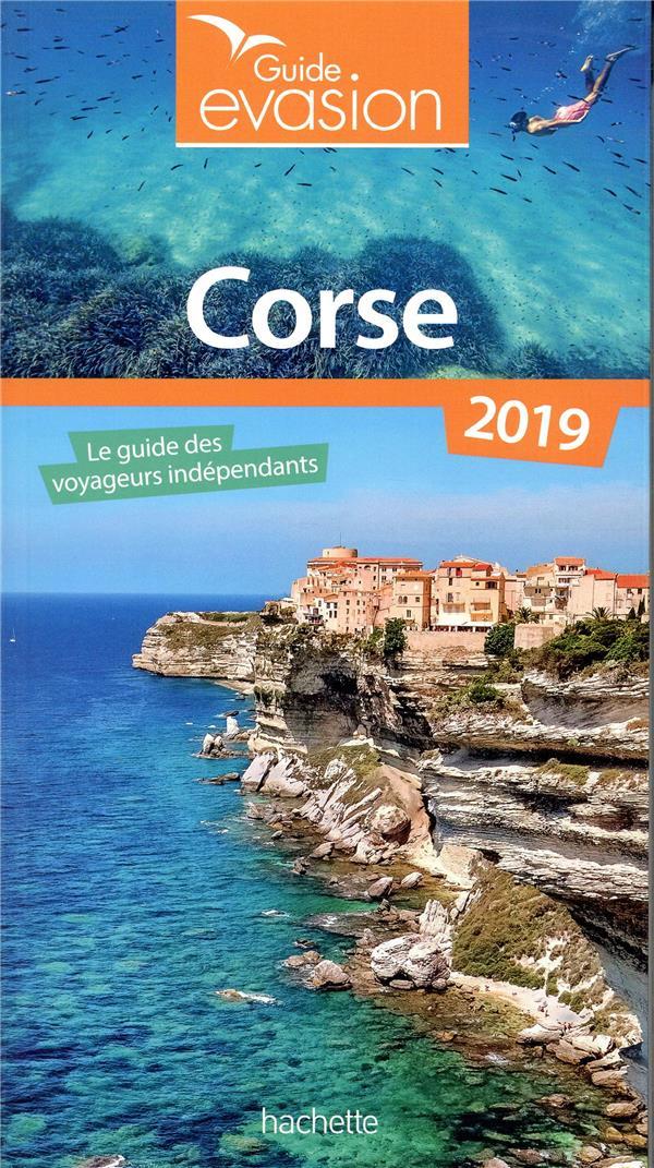 GUIDE EVASION CORSE 2019