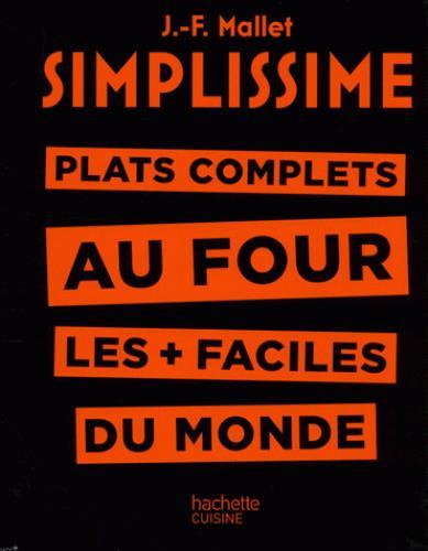 SIMPLISSIME - PLATS COMPLETS AU FOUR