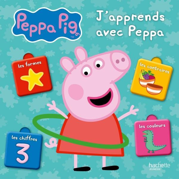 PEPPA PIG - J'APPRENDS AVEC PEPPA