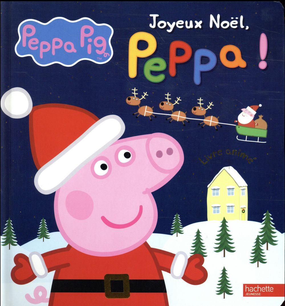 PEPPA PIG - JOYEUX NOEL, PEPPA !
