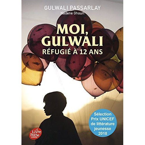 MOI, GULWALI, REFUGIE A 12 ANS