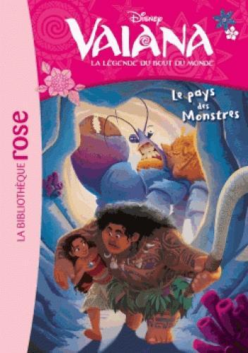 T3 - VAIANA 03 - LE PAYS DES MONSTRES