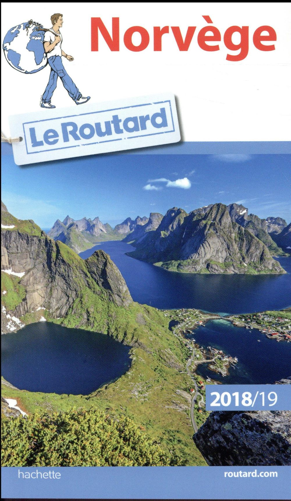 GUIDE DU ROUTARD NORVEGE 2018/19