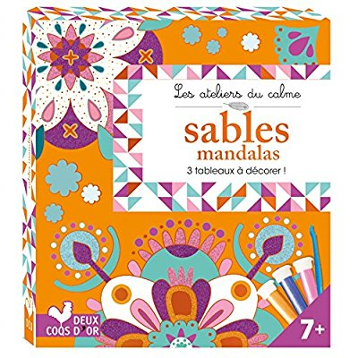 SABLES MANDALAS