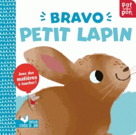BRAVO PETIT LAPIN - LIVRE ANIME