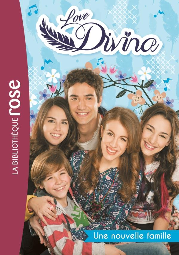 LOVE DIVINA 02 - UNE NOUVELLE FAMILLE - T2