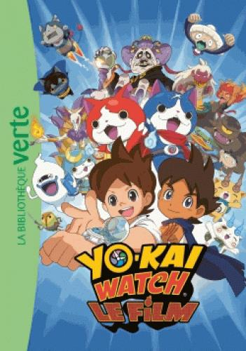 YO KAI WATCH - LE ROMAN DU FILM