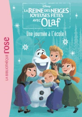 T1 - OLAF 01 - UNE JOURNEE A L'ECOLE !