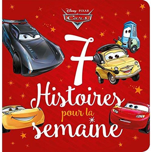 CARS - 7 HISTOIRES POUR LA SEMAINE