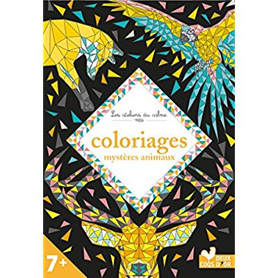 COLORIAGES MYSTERES ANIMAUX