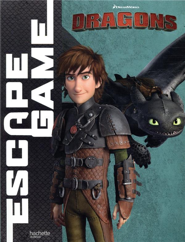 DRAGONS - ESCAPE GAME
