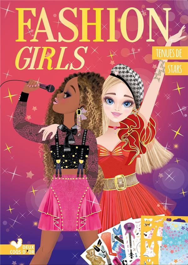 FASHION GIRLS TENUES DE STARS