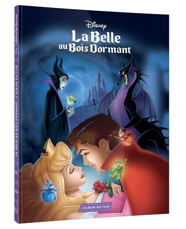 LA BELLE AU BOIS DORMANT - L'ALBUM DU FILM - DISNEY PRINCESSES