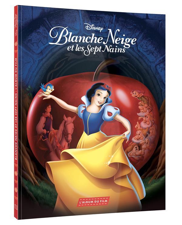 BLANCHE-NEIGE - L'ALBUM DU FILM - DISNEY PRINCESSES
