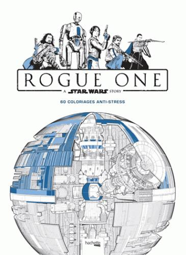 COLORIAGE STAR WARS ROGUE ONE