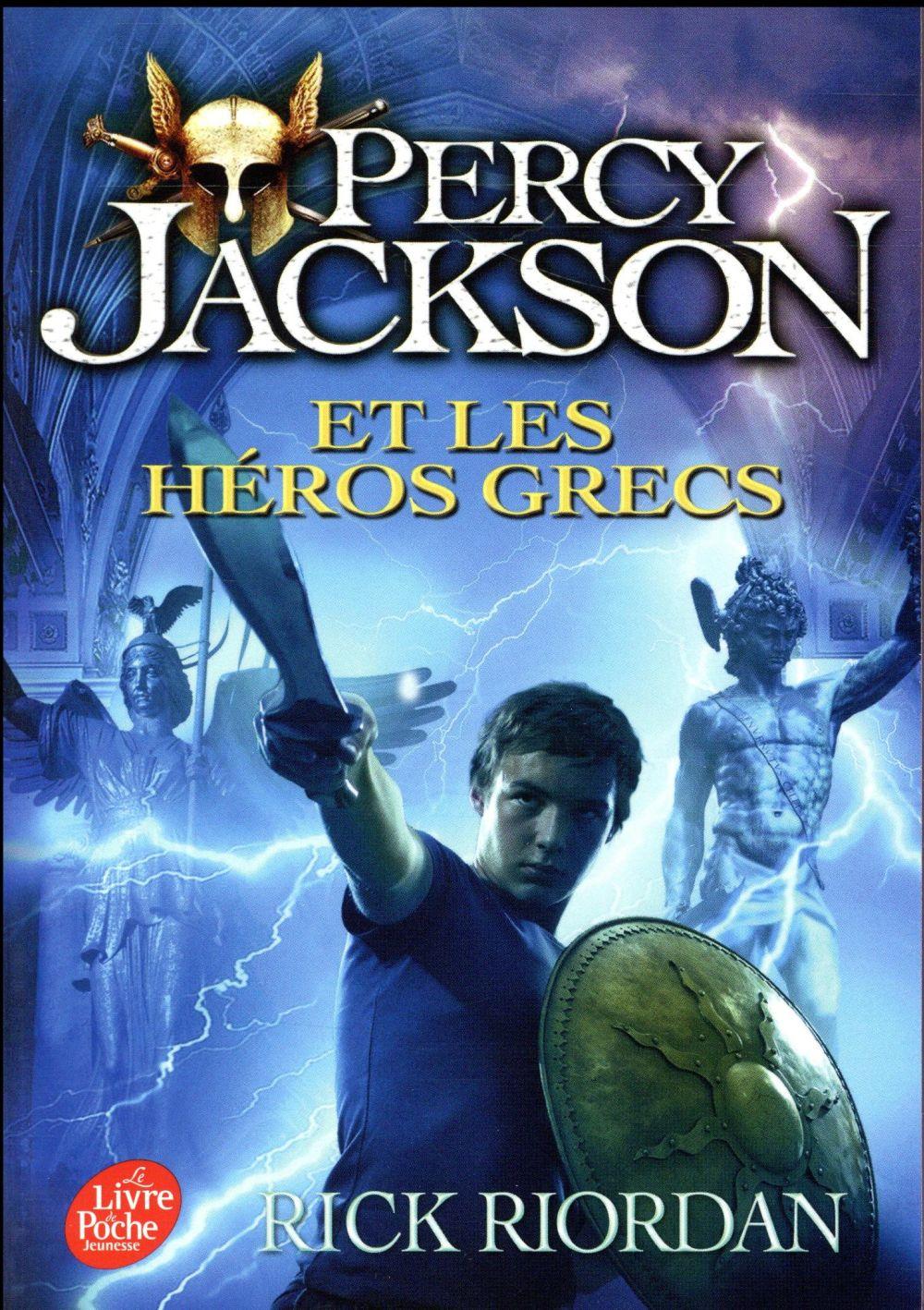 PERCY JACKSON ET LES HEROS GRECS - TOME 7