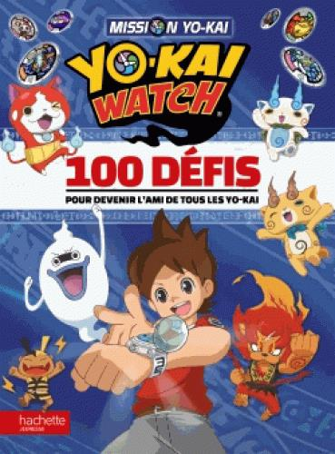 YOKAI WATCH - 100 DEFIS