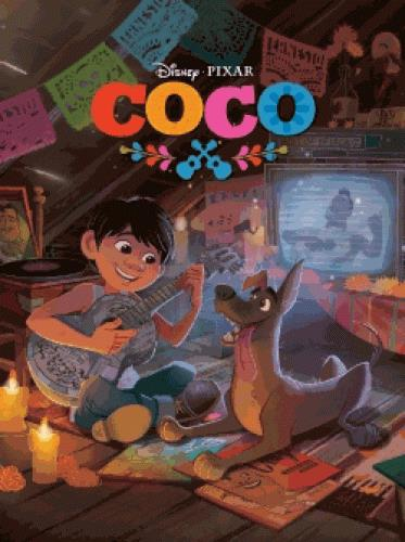COCO - DISNEY CINEMA - DISNEY PIXAR