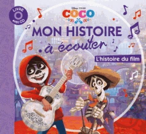 COCO - MON HISTOIRE A ECOUTER