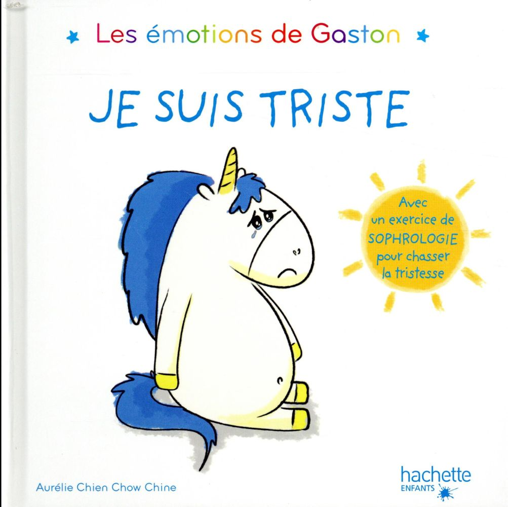 LES EMOTIONS DE GASTON - JE SUIS TRISTE