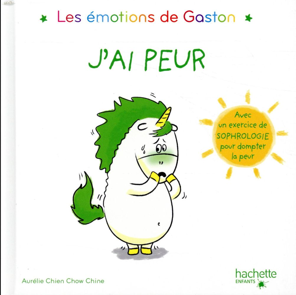 LES EMOTIONS DE GASTON - J'AI PEUR