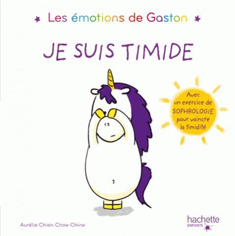 LES EMOTIONS DE GASTON - JE SUIS TIMIDE
