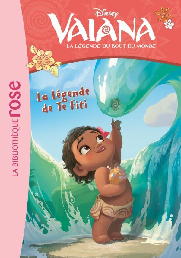 T5 - VAIANA 05 - LA LEGENDE DE TE FITI
