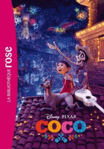 BIBLIOTHEQUE DISNEY - T0 - COCO - LE ROMAN DU FILM