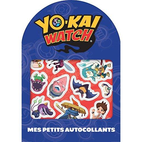 YO-KAI WATCH - MES PETITS AUTOCOLLANTS