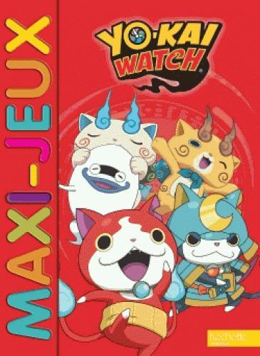 YO-KAI WATCH - MAXI JEUX