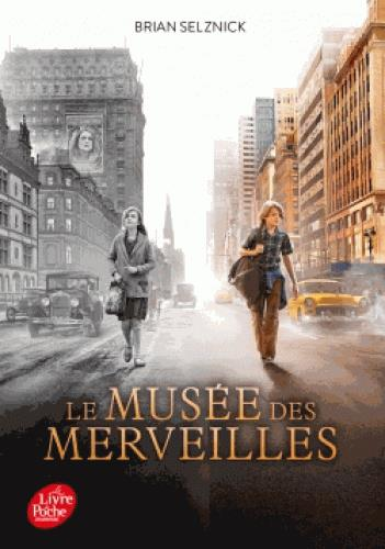LE MUSEE DES MERVEILLES AVEC AFFICHE DU FILM