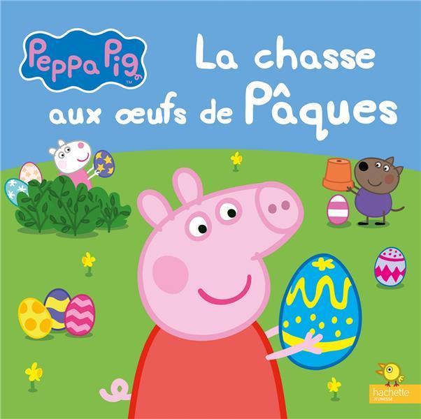 PEPPA PIG - LA CHASSE AUX OEUFS DE PAQUES