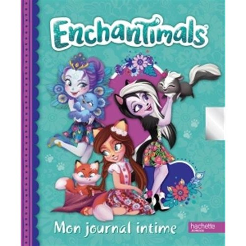 ENCHANTIMALS - JOURNAL INTIME